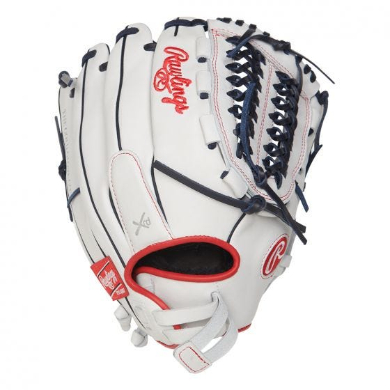 "Fastpitch Gloves Liberty Advanced 12.5"" Softball Gloves"
