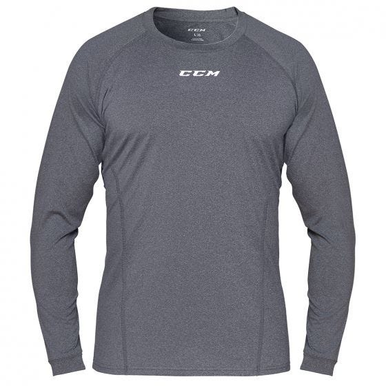 Performance Long Sleeve Loose Fit Top - Senior