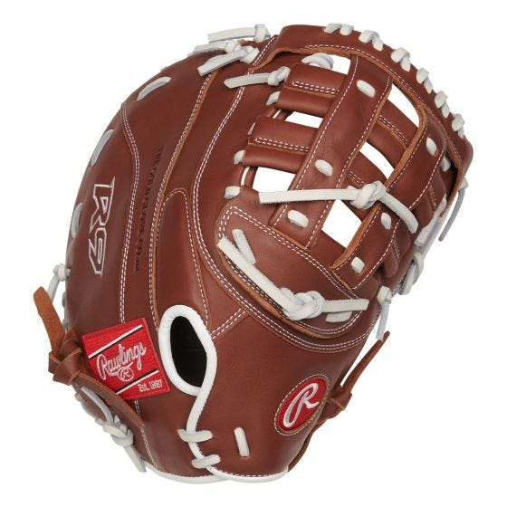 "R9 Series 1B 12.5"" Softball Gloves"