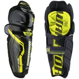Alpha QX Pro Shin Guards