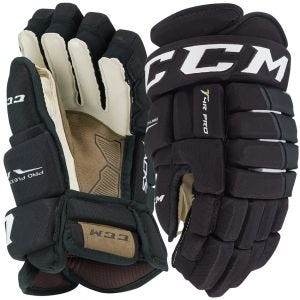 Gants de Hockey Tacks 4 Roll Pro