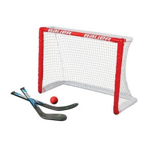 Ensemble Knee Hockey Goal
