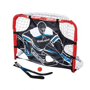 Pro Knee Hockey Goalie Set