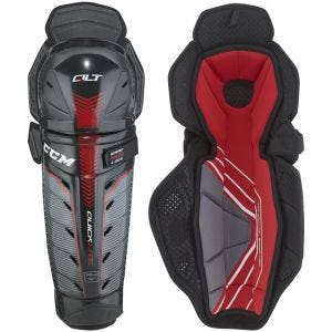 QuickLite Shin Guards - Junior