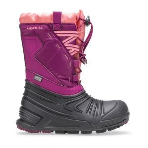 Snow Quest Lite Waterproof Girls' Boots