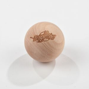 Swedish Stickhandling Wooden Ball